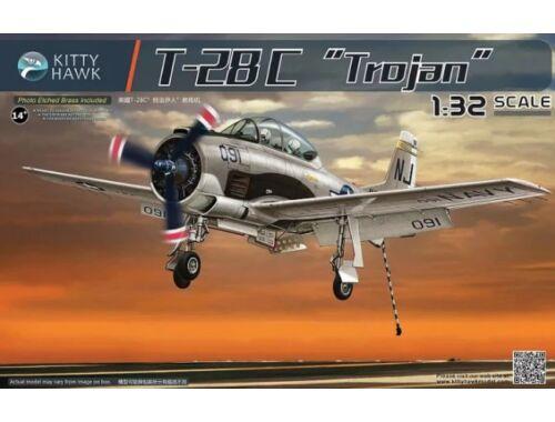 Kitty Hawk T-28C Trojan 1:32 (KH32015)