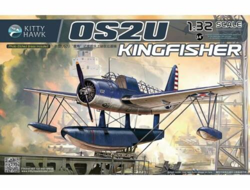 Kitty Hawk OS2U KingFisher 1:32 (KH32016)