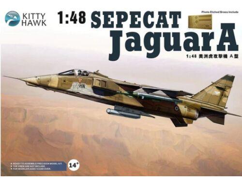 Kitty Hawk Jaguar A Sepecat 1:48 (80104)