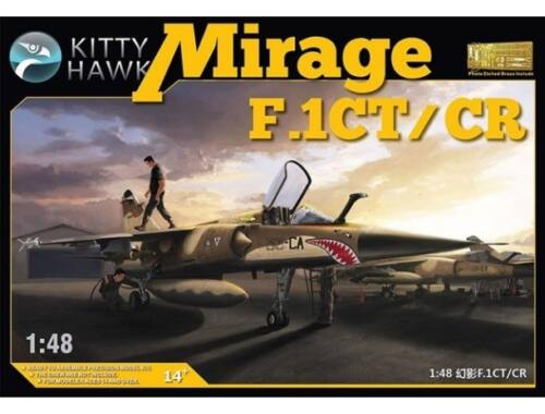 Kitty Hawk Mirage F.1 CT/CR 1:48 (KH80111)