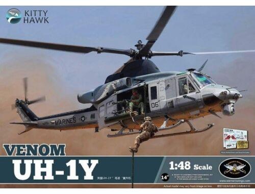"Kitty Hawk UH-1Y ""Venom"" 1:48 (80124)"