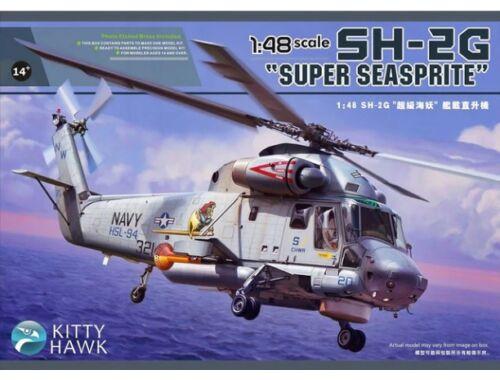 """Kitty Hawk SH-2G """"Seasprite"""" 1:48 (80126)"""