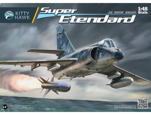 Kitty Hawk Super Etandard 1:48 (80138)
