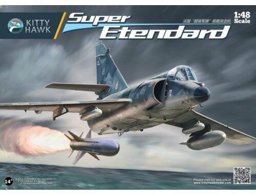 Kitty Hawk Super Etandard 1:48 (80138)