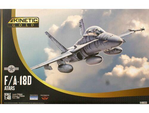 KINETIC F/A-18D Atars 1:48 (48033)