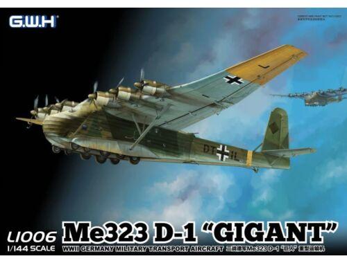 Lion Roar Luftwaffen Messerschmitt Me 323 D-1 Gigant 1:144 (L1006)