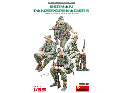 MiniArt German Panzergrenadiers 1:35 (35248)