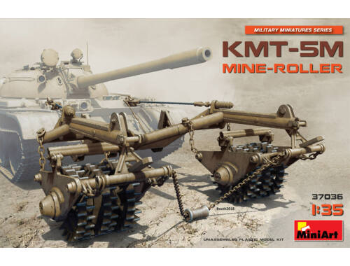 MiniArt KMT-5M Mine-Roller 1:35 (37036)