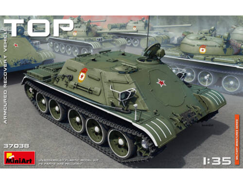 MiniArt TOP Armoured Recovery Vehicle 1:35 (37038)
