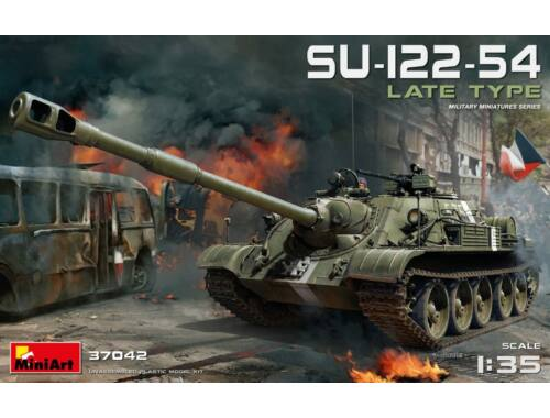 MiniArt SU-122-54 Late Type 1:35 (37042)