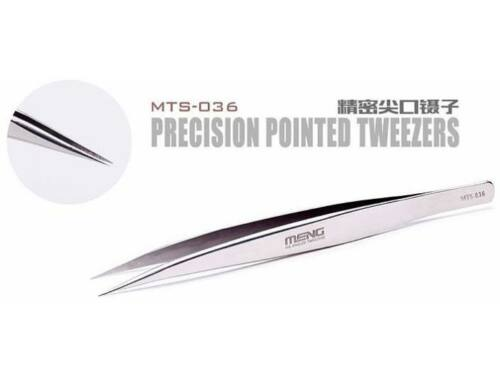 Meng Precision Pointed Tweezers (MTS-036)