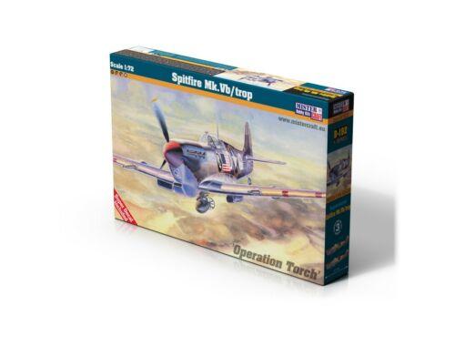 Mistercraft Spitfire Mk.Vb/trop 1:72 (D-192)