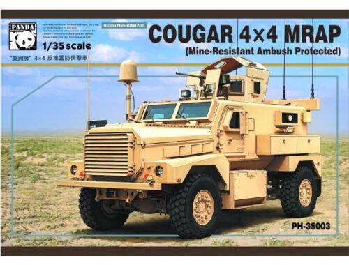 Panda Hobby Cougar 4x4 MRAP 1:35 (PH35003)