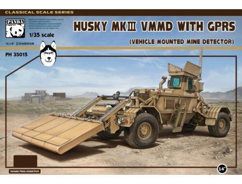 Panda Hobby Husky MKII VMMD with GPRS 1:35 (PH35015)