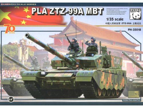 Panda Hobby ZTZ-99A MBT 1:35 (35018)