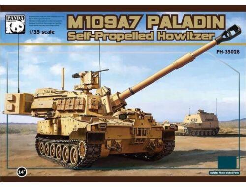 "Panda Hobby M-109A7 ""Paladin"" 1:35 (PH35028)"