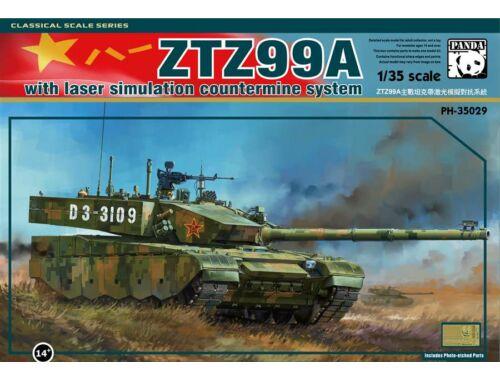 Panda Hobby ZTZ-99A MBT 1:35 (35029)