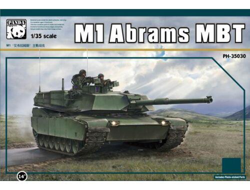 """Panda Hobby M1 """"Abrams"""" MBT 1:35 (PH35030)"""