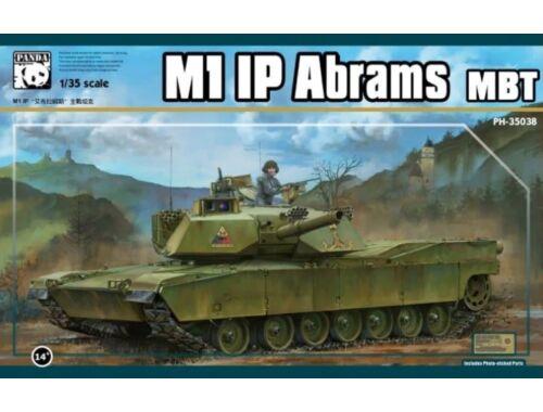 """Panda Hobby M1 IP """"Abrams"""" MBT 1:35 (PH35038)"""