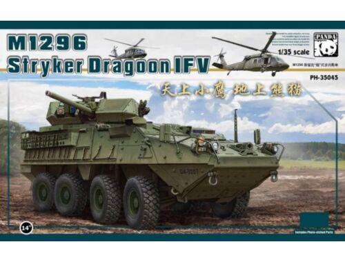 Panda Hobby M1296 Stryker Dragoon 1:35 (35045)