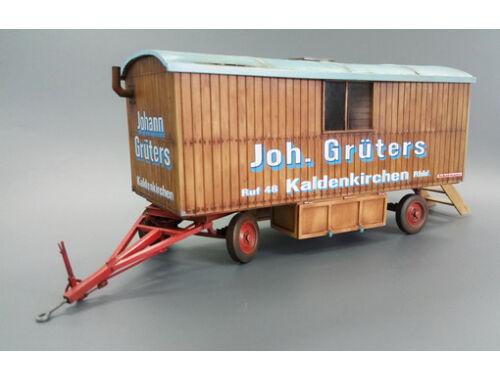Plus model Caravan 1:35 (504)