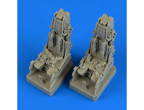 Quickboost EF Typhoon ej.seats with safety belts for Revell 1:32 (QB32208)
