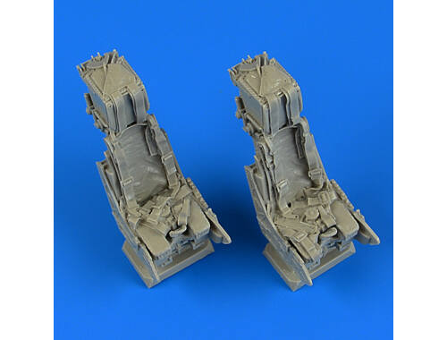 Quickboost Panavia Tornado ejection seats with safety belts for Revell 1:32 (QB32209)