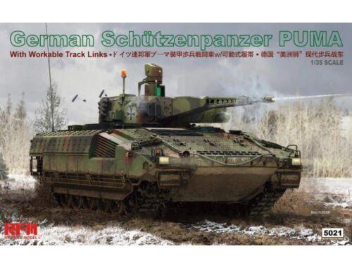 Rye Field Model SchĂĽtzenpanzer PUMA 1:35 (5021)