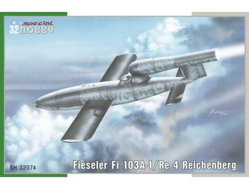 Special Hobby Fi 103A-1/Re 4 Reichenberg 1:32 (32074)