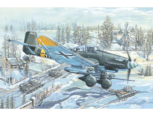 Trumpeter Junkers Ju-87G-2 Stuka 1:24 (02425)