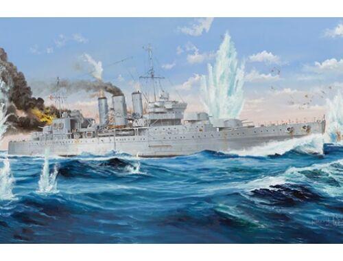 Trumpeter HMS Cornwall 1:350 (05353)