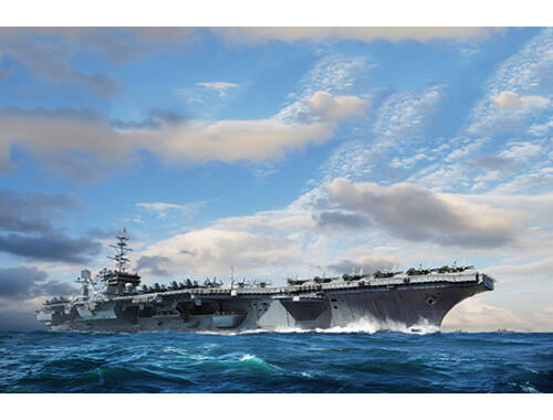 Trumpeter USS Constellation CV-64 1:700 (6715)