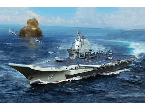 Trumpeter PLA Navy type 002 Aircraft Carrier 1:700 (06725)