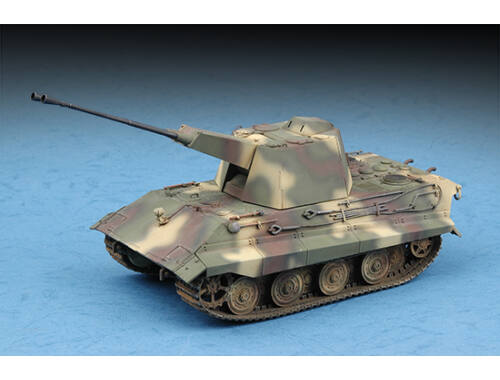 Trumpeter German E-75 Flakpanzer 1:72 (7126)