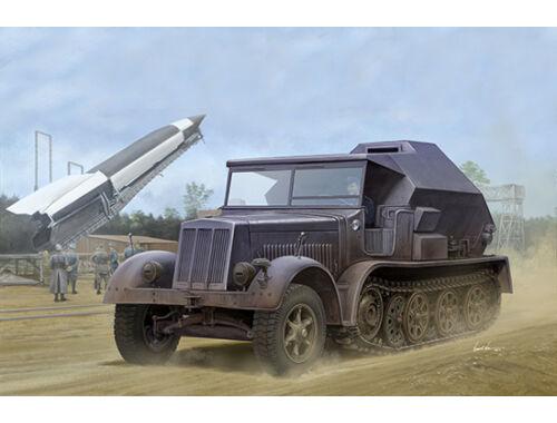 Trumpeter Sd.Kfz.7/3 Half-Track Artillery Tractor 1:35 (9537)