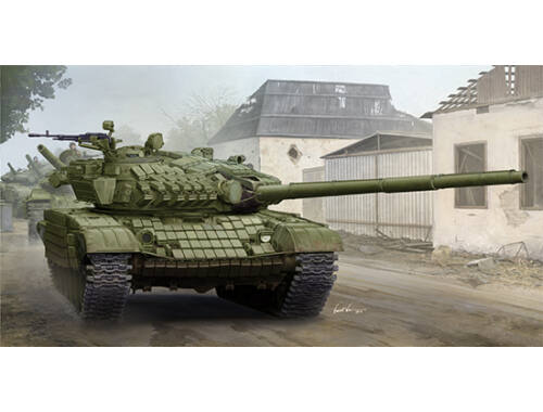 Trumpeter T-72A Mod1985 MBT 1:35 (9548)