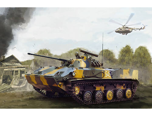 Trumpeter Russian BMD-3 Airborne Fighting Vehicle 1:35 (9556)