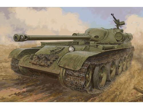 Trumpeter Soviet SU-102 SPA 1:35 (09570)