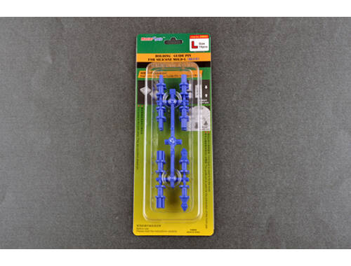 Trumpeter Master Tools Holding/Guide pin for silicone mould-L (Blue) (9982)