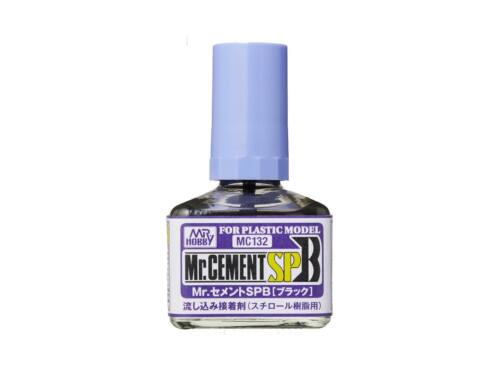 Mr.Hobby Mr.Cement SP Black (40 ml) MC-132