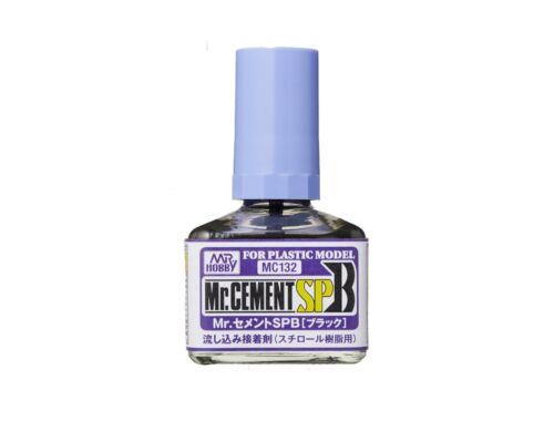 Mr.Hobby Mr.Cement SP Black (40 ml) MC-132