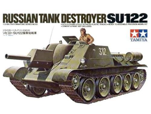 Tamiya Russian Tank Destroyer SU-122 1:35 (35093)