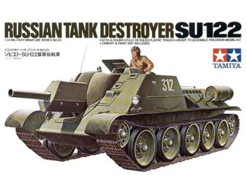Tamiya Russian Tank Destroyer SU-122 1:35 (35093)