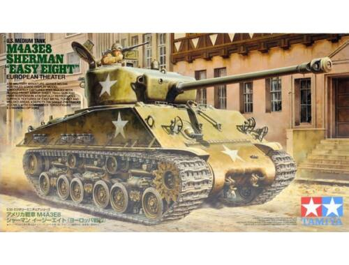 "Tamiya M4A3E8 sherman ""Easy Eight"" 1:35 (35346)"