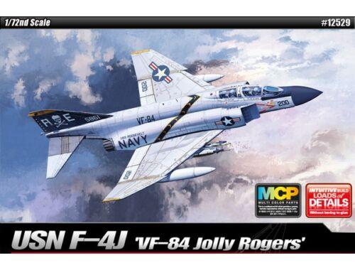 "Academy F-4J ""VF-84 Jolly Rogers"" 1:72 (12529)"