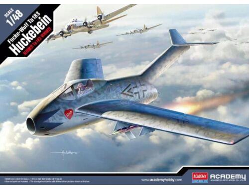 Academy Focke-Wulf Ta183 Huckebein 1:48 (12327)