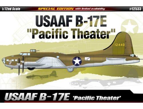 "Academy USAAF B-17E ""Pacific Theater"" 1:72 (12533)"