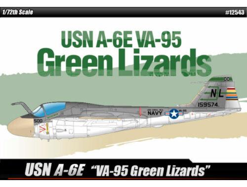 "Academy A-6E ""VA-95 Green Lizards"" 1:72 (12543)"