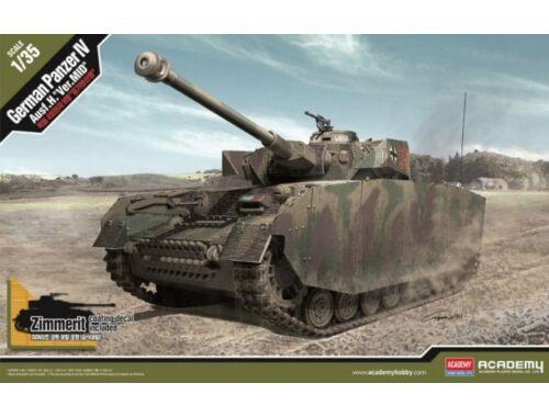 "Academy Panzer IV Ausf. H ""Ver.MID"" 1:35 (13516)"