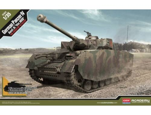 "Academy Panzer IV Ausf. H ""Ver.MID"" 1:35 (13516)"